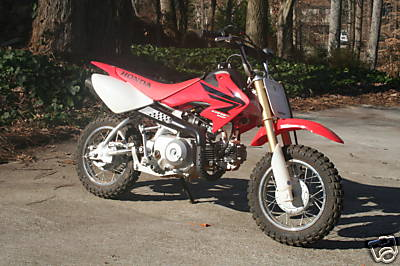Kids  Bike on First Bike     2007 Honda Crf50    Offroad Motorcycling For Kids